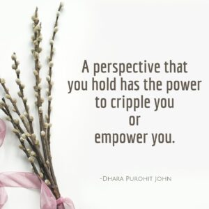 Transform negative experiences into empowering perspectives.